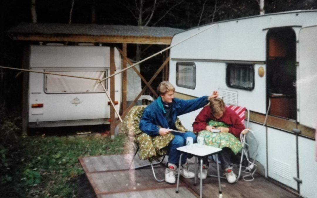 Am Anfang war der Dauercampingplatz