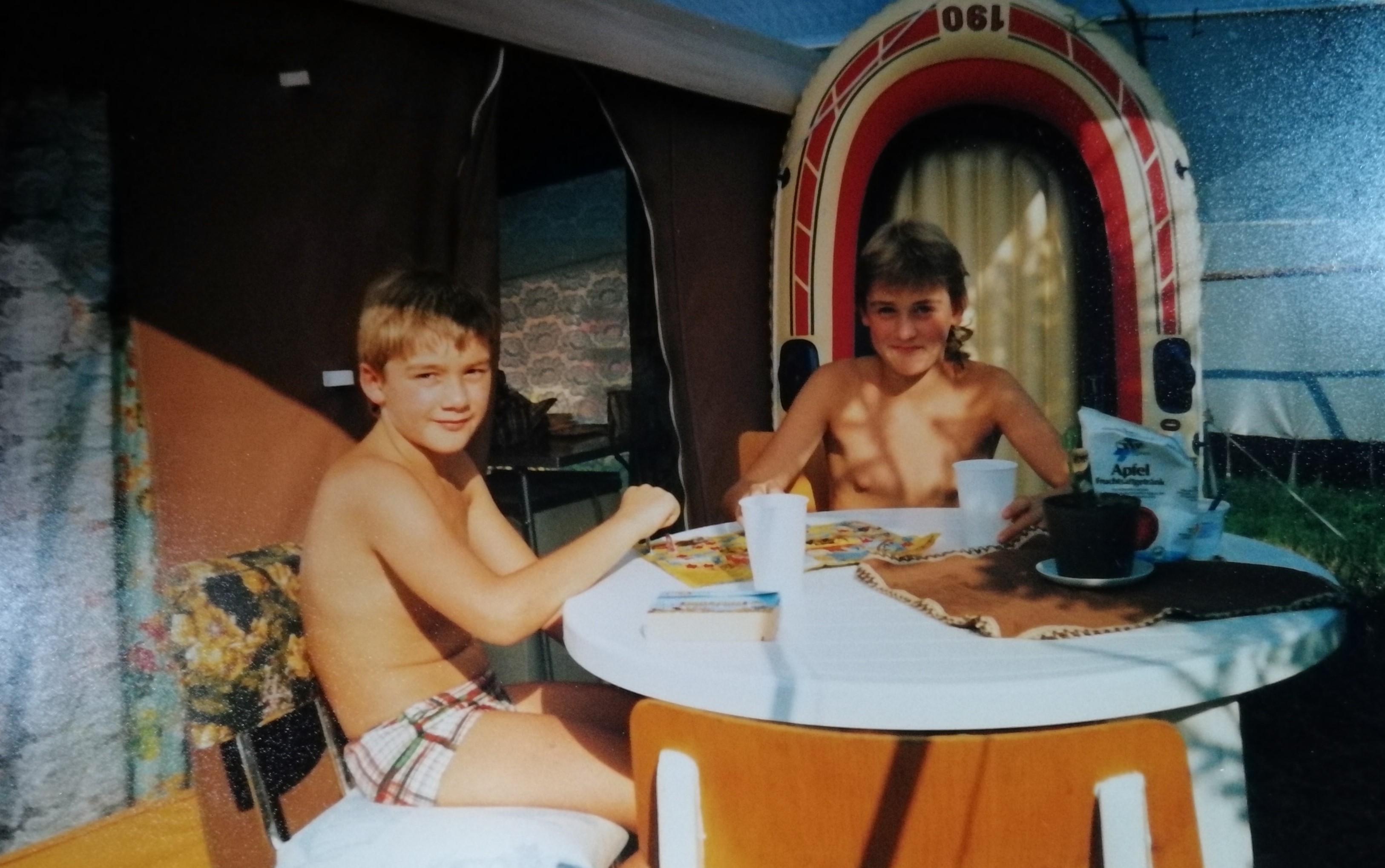 1991 Dauercampingplatz